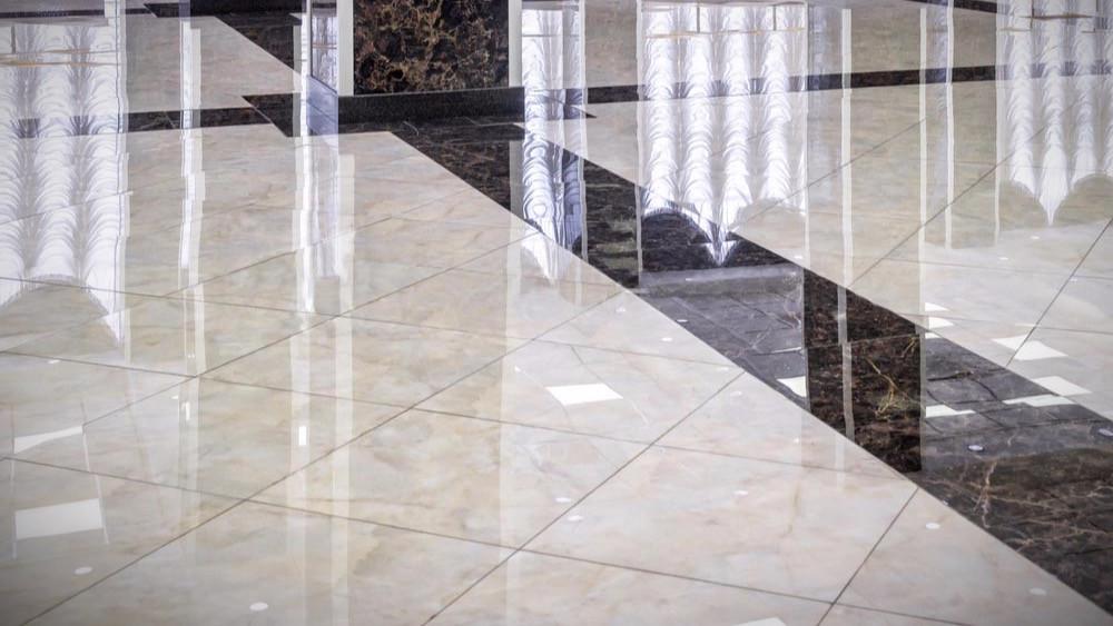 Reforma de oficina consuelo de piedra natural