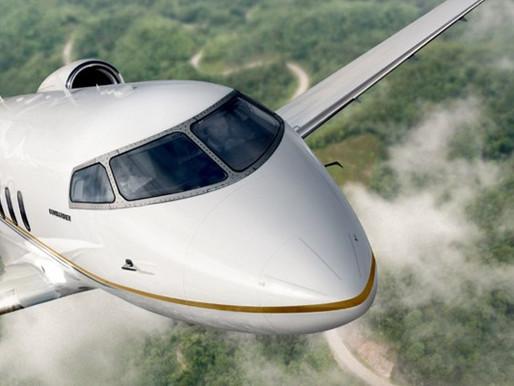 #Challenger 350 - канадская рабочая лошадка для европейских бизнес-перелетов.