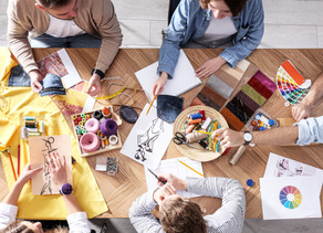 THE BENEFITS OF CREATIVITY IN THE WORKPLACE