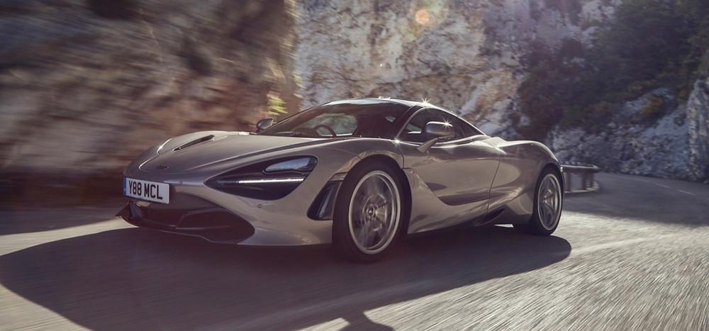 McLaren Automotive 720S front angle