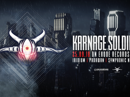Tonight on Exode Records Radio [Karnage Soldiers show]