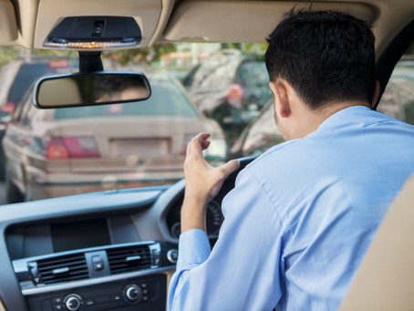 Mobile app idea #86: Traffic Sense