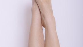 スニーカーが似合うキュッとした足首は、こう作る!