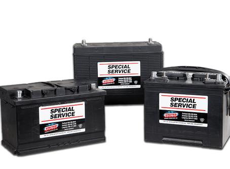 Refurbished Batteries