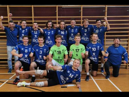 UVC Raiba Waidhofen/Ybbs glückt 3:0 Saisonauftakt in der 2. Bundesliga