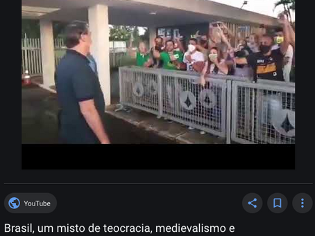 Racist attacks on Medievalist meetings in Brazil