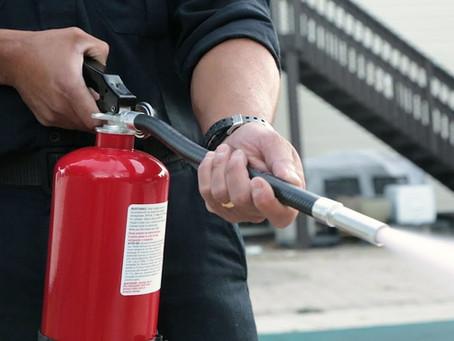 Kepentingan Latihan Pemadam Kebakaran Untuk Pekerja Anda