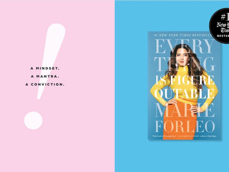 September Book Club Pick: Everything Is Figureoutable