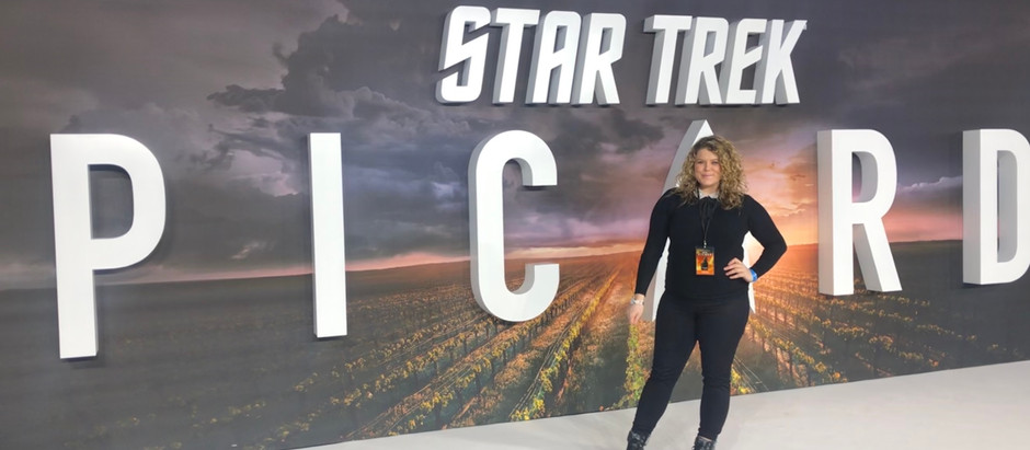 Star Trek Picard Premiere