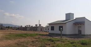 #CampoQuijano El IPV construye 24 casas de dos y tres dormitorios