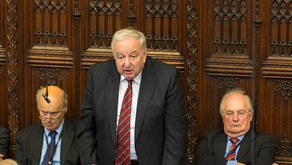 Peers for the Planet supporter Lord Foulkes outlines his key priorities ahead of COP26