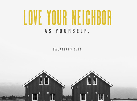 What does it mean to love your neighbour?