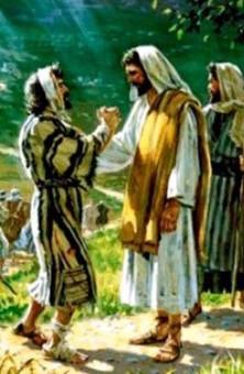 Jesus Heals the Ten Lepers Luke 17:11-19