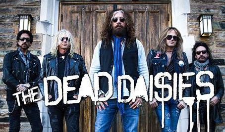 John Corabi Interview; Dead Daises Show Preview