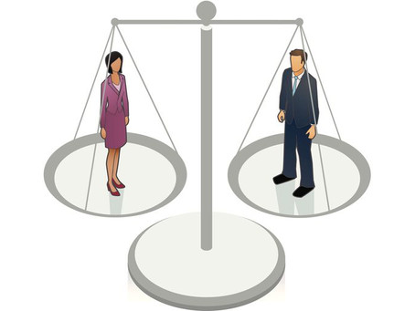 How does biology affect gender inequality?