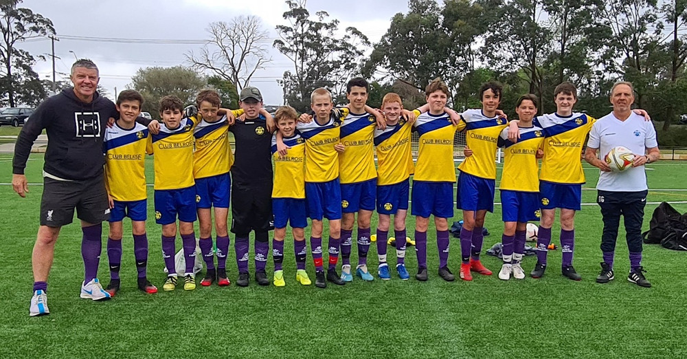 BTH Raiders U13/1 #PlayinPurple 2020