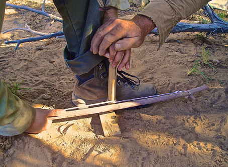 Bow-Drill Fires