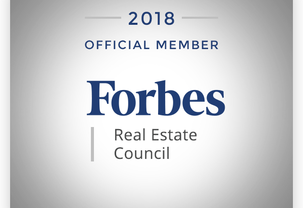 CKR CEO Joins Forbes Real Estate Council