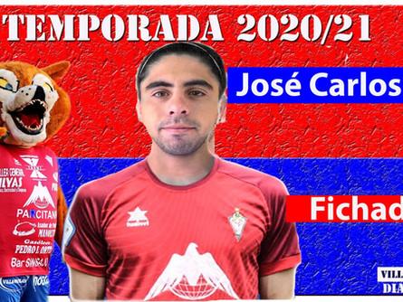 El CP Villarrobledo firma al lateral zurdo José Carlos Márquez del Getafe B