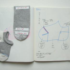 Alleen maar sokken