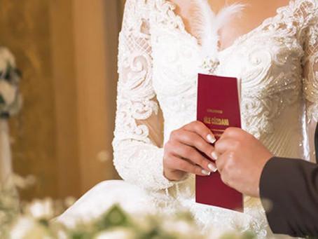 Resmi Nikah için Gerekenler..!!