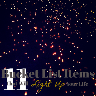 11 Items To Light Up Your List (& Your Life!)