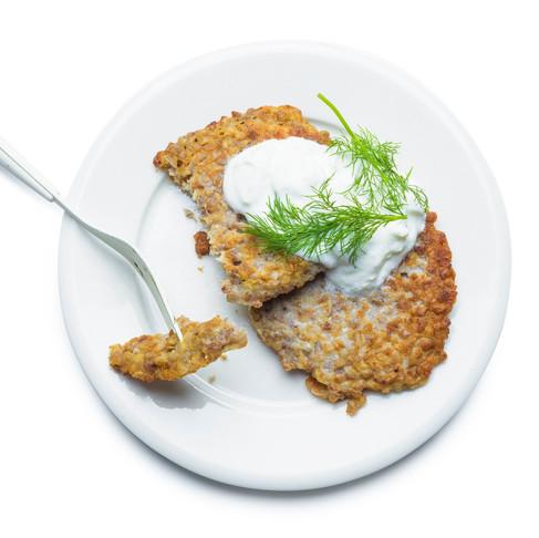 Pusryčiams, pietums ir vakarienei – gerieji nesaldūs grikių blyneliai