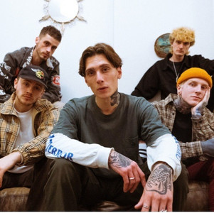 NEW SINGLE & MUSIC VIDEO FROM UK's MOUTH CULTURE - 'ihatesadsongs'