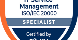 EXIN Specialist in IT Service Management based on ISO/IEC 20000 Training and Certification