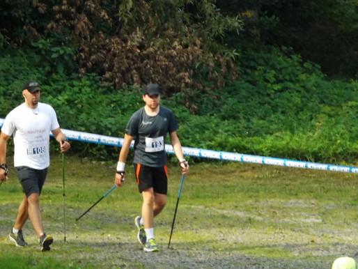 9. Mistrzostwa Wrocławia w Nordic Walking - drużyna RightWay na START