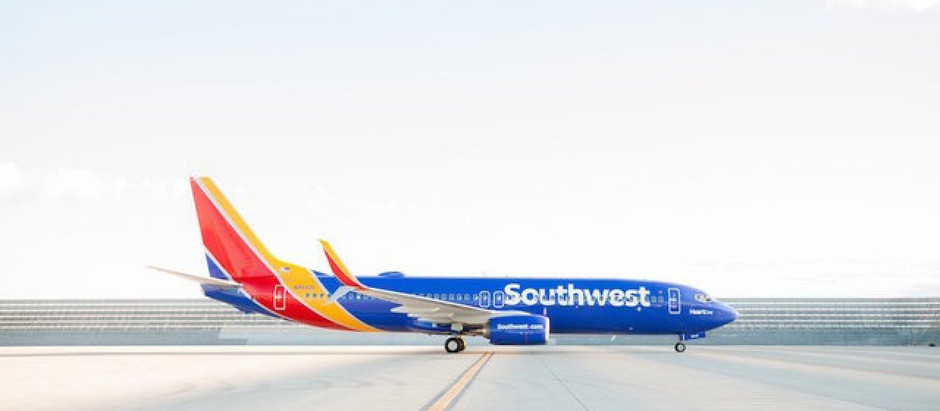 Report: COVID-19 Impact Makes Southwest the World's Biggest Airline