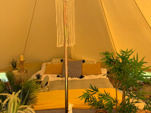 Luxe Glamping