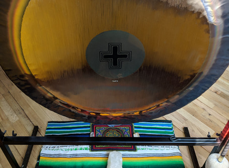 Yoga & Gong Events in February