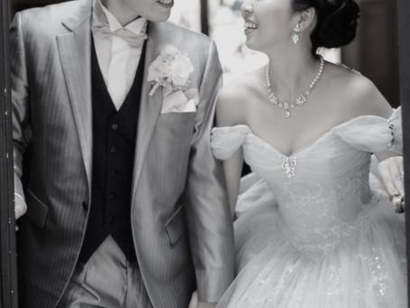 Wedding Report【グレーシャス】