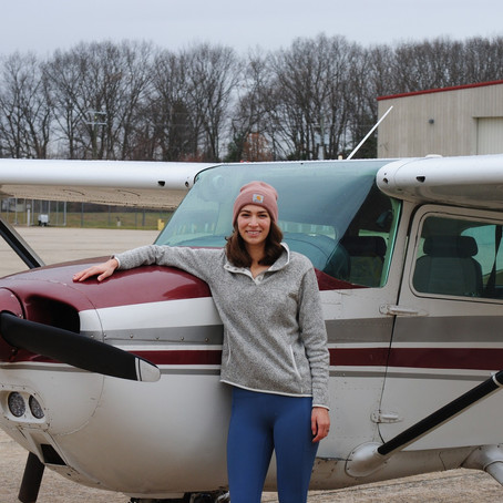 First Solo - Sarah K.
