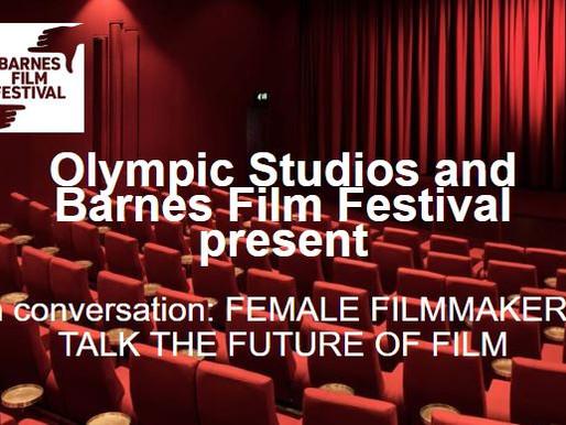 Female Filmmakers Talk the Future of Film at Barnes Film Festival