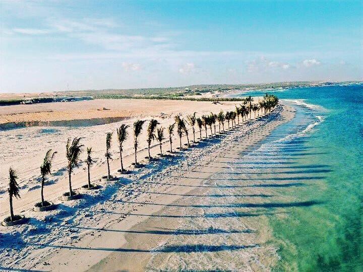 Jazeera Beach, Mogadishu Beach, Somalia Beaches