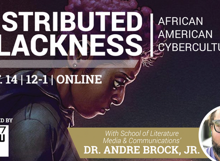 Distributed Blackness event
