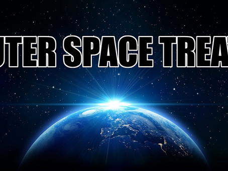 THE OUTER SPACE TREATY: AN OVERVIEW