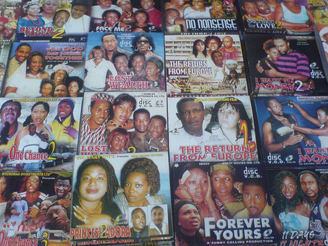 Connecting the Nigerian Diaspora: A gendered analysis of Nollywood consumption amongst women