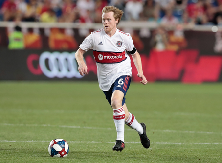 Official: Nashville SC Acquire Dax McCarty From Chicago Fire