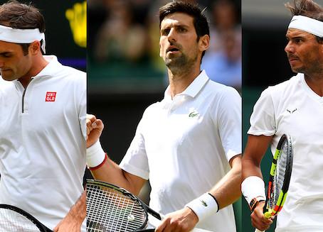 Wimbledon | Είναι οι Big 3 και είναι ασταμάτητοι...