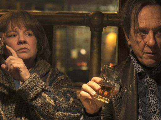 Can You Ever Forgive Me? film review