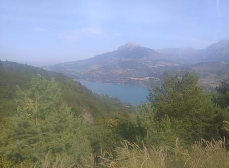 Hautes-Alpes, VTT et copain #1