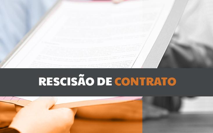 rescisão contrato trabalho comum acordo