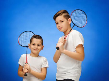 Comienzan las escuelas de Badminton - Edad Escolar