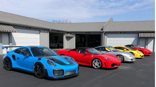 Porsche GT3 RS, Porsche GT3
