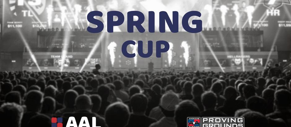 Spring Cup Finals
