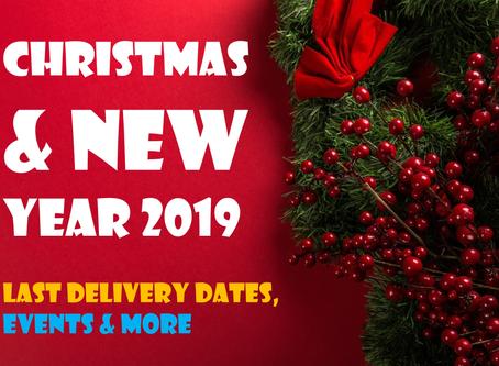 Christmas & New Year 2019