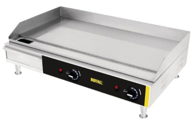 Best Food Truck Flat Top Grills - Buffalo extra wide buffalo grill